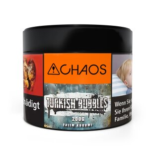 Chaos 200g - TURKISH BUBBLES