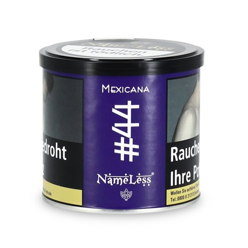NameLess Special Edition 200g - MEXICANA #44 2.0
