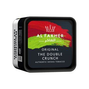 Al Fakher 200g - THE DOUBLE CRUNCH
