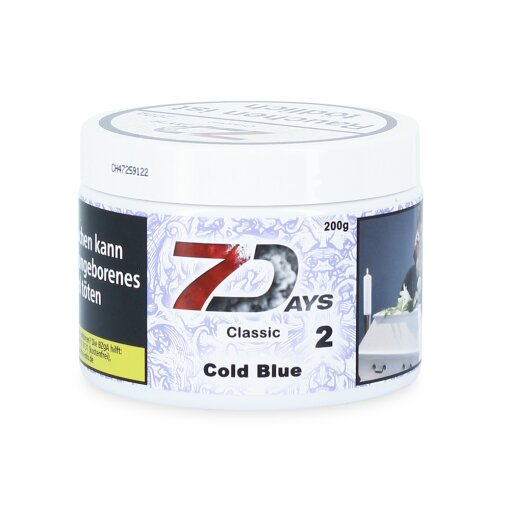 7Days Classic 200g - COLD BLUE (2)