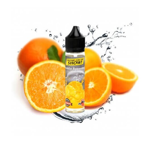 Big Mouth Liquid Kit 50ml 0mgNik - FOR THE SHOW Freshly Squeezed